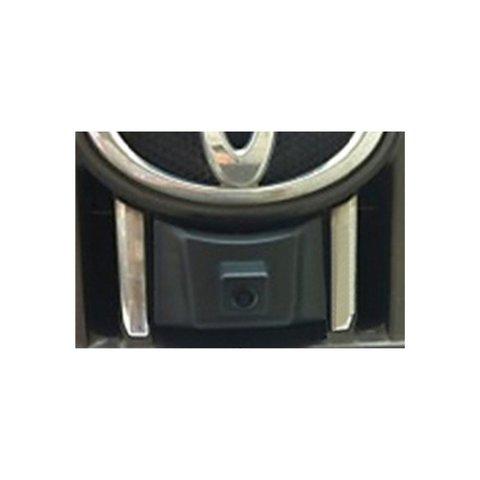 Камера переднего вида для Land Cruiser Prado 150 Превью 4
