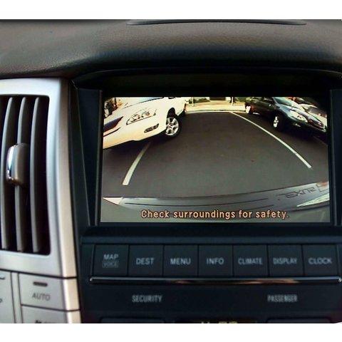 """Кабель для під'єднання навігаційного блока до Toyota/Lexus до 2010 р.в. (тип """"мама"""") Прев'ю 3"""