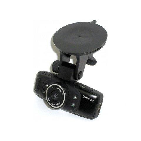 Автовидеорегистратор с GPS и монитором Tenex DVR-545 FHD Превью 1