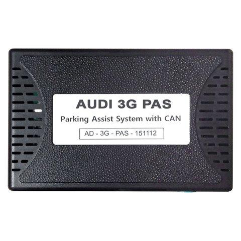 Адаптер для подключения камер в Audi 2009 - 2014 г.в. с активными парковочными линиями Превью 1