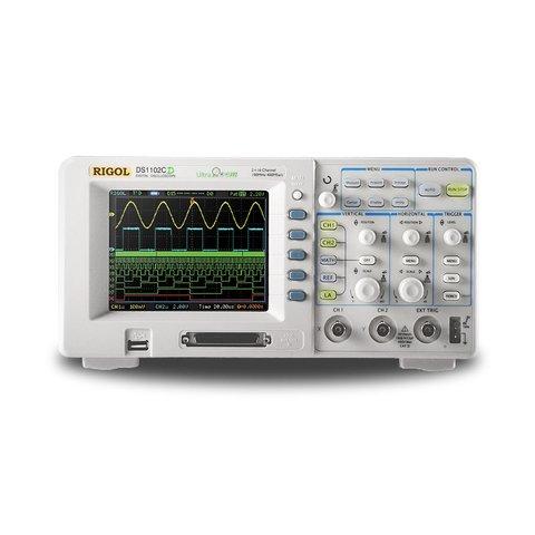 Цифровий осцилограф змішаних сигналів RIGOL DS1042CD