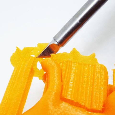 Инструмент для постобработки 3D-печати AOYUE Ritocco 3212 - Просмотр 8