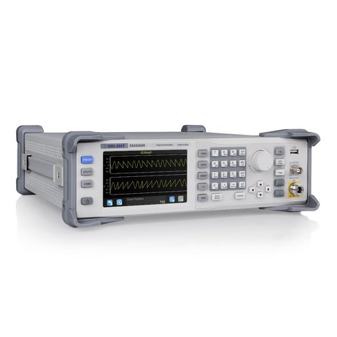 Генератор сигналів SIGLENT SSG5040X Прев'ю 2