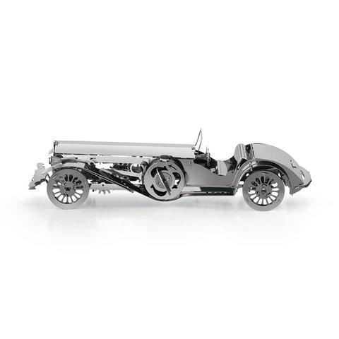 Металевий механічний 3D-пазл Time4Machine Glorious Cabrio Прев'ю 4