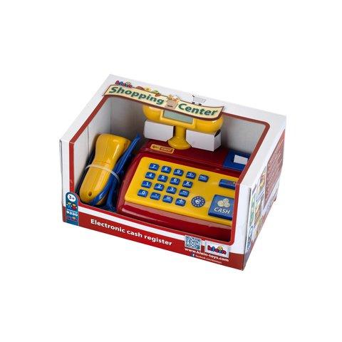Детский кассовый аппарат со сканером Klein Превью 1