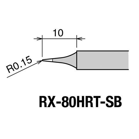 Soldering Iron Tip Goot RX-80HRT-SB Preview 1