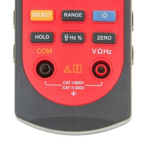 Digital Clamp Meter UNI-T UT207A Preview 4