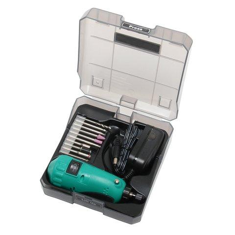 Mini lijadora Pro'sKit PT-5202F - Vista prévia 5