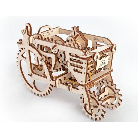 Механический 3D-пазл UGEARS Трактор - Просмотр 5