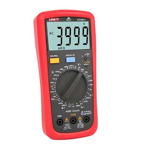 Digital Multimeter UNI-T UT39C+ Preview 1