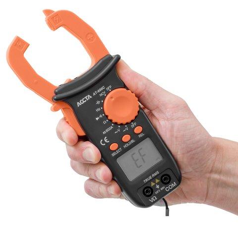 Digital Clamp Meter Accta AT-600C Preview 4